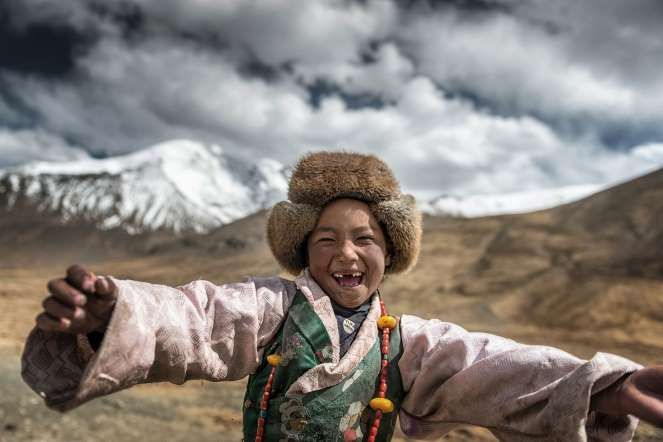 WINNER – THAILAND  Smile of Tibet by Sarawut Intarob
