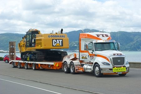 Gough Cat: Truck Test: Cat CT630 with Extended Cab