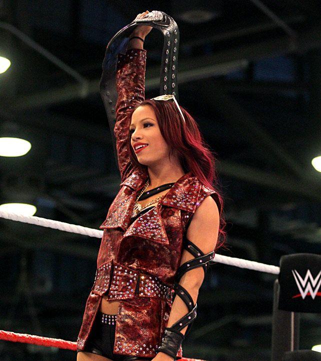 NXT Women's Champion Sasha Banks