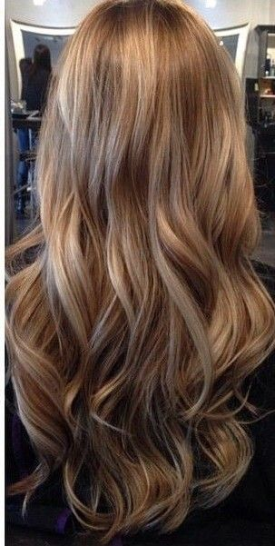 Loving everything about this hair color!