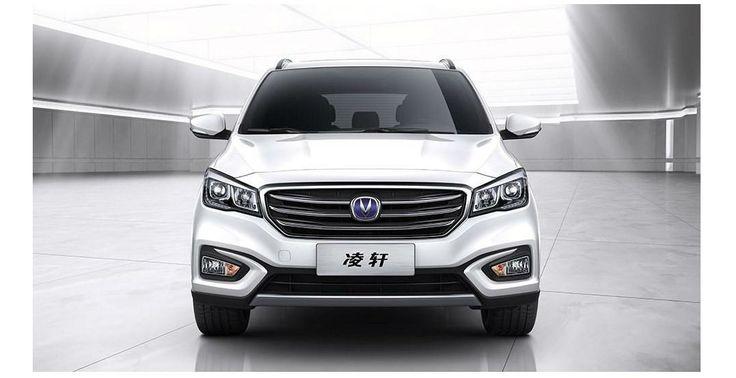 Новый Changan Lingxuan: старт продаж, фото и характеристики