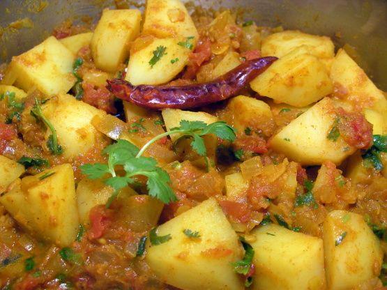 Make and share this Tibetan Potato Curry recipe from Food.com.