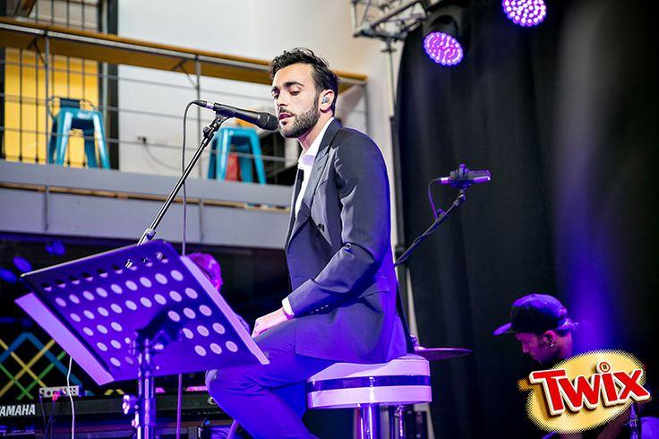 Le foto di Marco Mengoni al Twix Onstage Private Show   Pagina 13