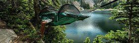 lawson blue ridge camping hammock tent, best camping hammock, camping hammock tent, backpacking hammock tent