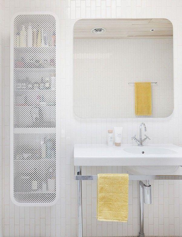 Кирпичный дом,дизайн ванной