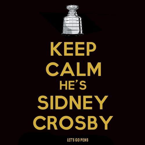 Sidney Crosby.