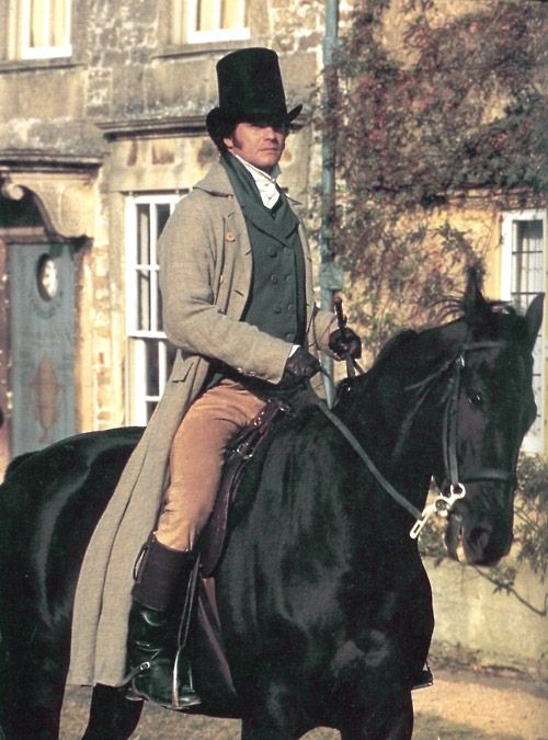 Pride and Prejudice (1995) Starring: Colin Firth as Mr. Darcy.