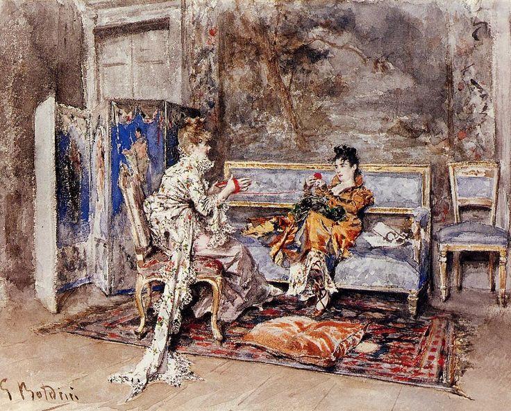 Η συζήτηση (1870)