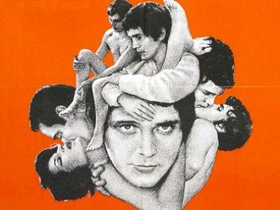 Theorem (Teorema, 1968)  Director Pier Paolo Pasolini