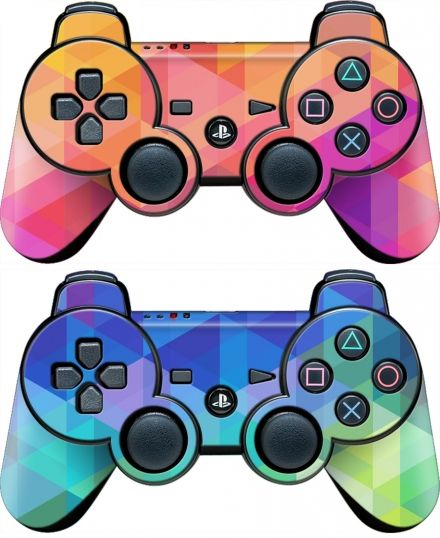 Great custom controller just like the ones we sell at our website PlayStation Nation