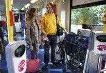 Fiets _Randstad Rail