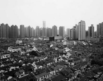 Gabriele Basilico, Shangai 2010, calendario Epson 2011, dicembre