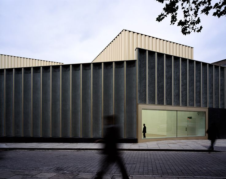 Nottingham Centre for Contemporary Art: Caruso St John