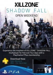 Try Killzone Shadow Fall multiplayer for freeAbsolute Ps4