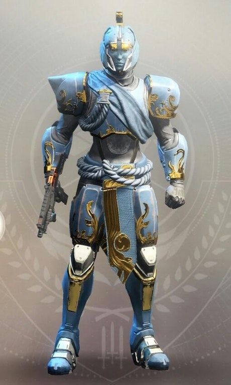 Destiny Fashion: A Female Version Of The Awesome Titan Look By The Reddit
