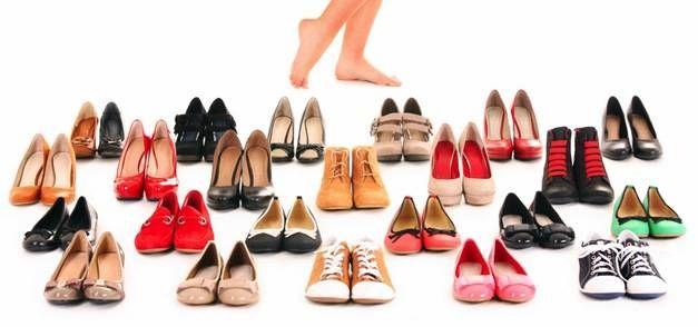 Buty na każdą okazję :)