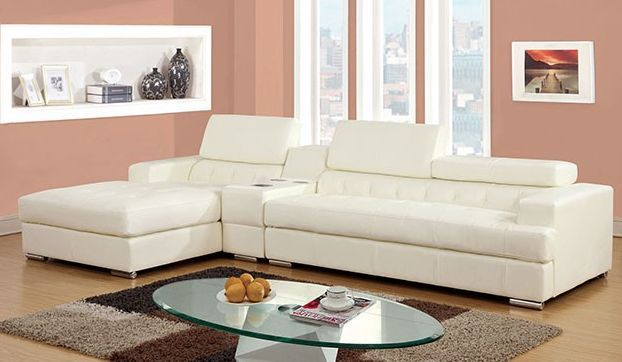Miami Dreaming Sectional (optional bluetooth console)