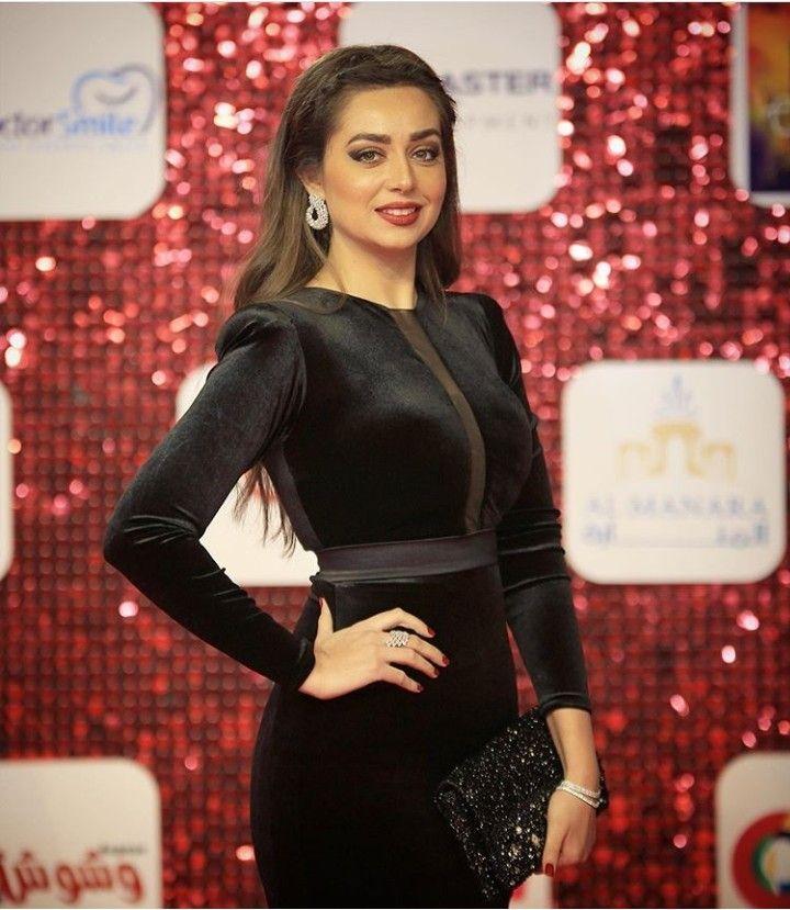 Egyptian Queen Heba Magdy Egyptian Actress Egyptian Actress Soiree Dress Fashion