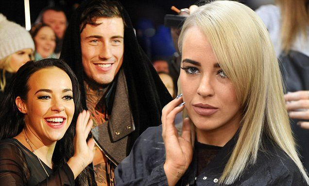 Stephanie Davis dyes her hair as Jeremy McConnell hints they've split