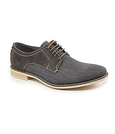 Steve Madden Mens Sirius Casual Oxfords #Dillards