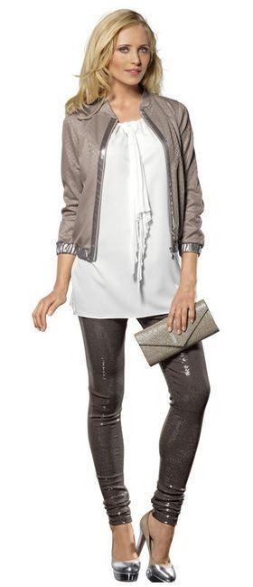 Une tenue que j'aime beaucoup, lumineuse, détendue mais bien habillée
