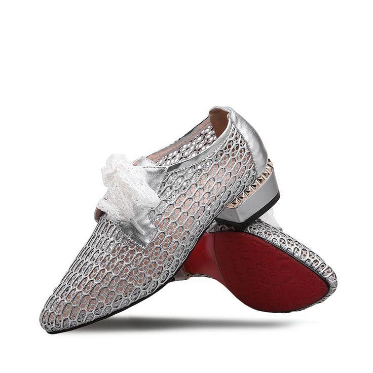 Oxfords de couro genuíno das mulheres de verão malha respirável dedo apontado Lace up Flats conforto sapatos alpercatas venda em Apartamentos das mulheres de Sapatos no AliExpress.com | Alibaba Group