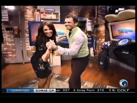 Holly Sonders Dancing