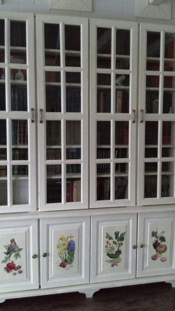 DIY bookcase, книжный шкаф своими руками