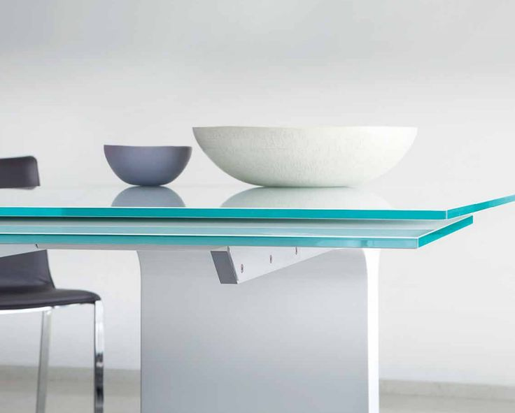 Table by Sovet Italia  #glassdesign #interiordesign