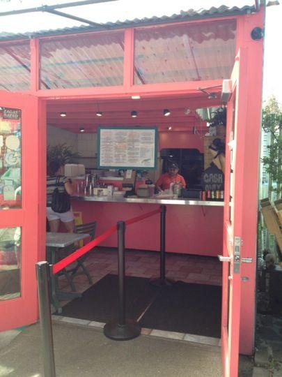 4225 Fremont Ave N, Seattle, WA 98103, (206) 545-7440 - (The Midnight Cuban Press Sandwich)