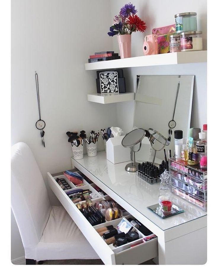 Ber ideen zu schminktisch ikea auf pinterest for Ma dchenzimmer ikea