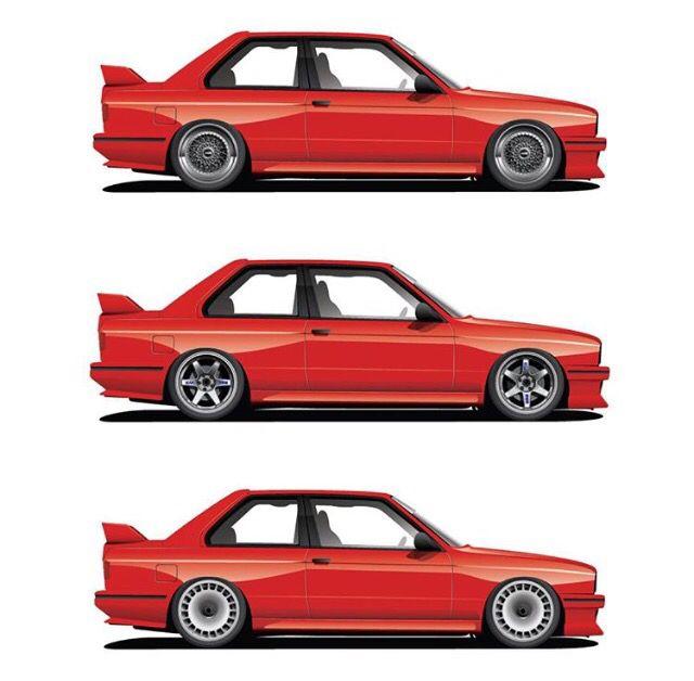 Bmw E30 M3: 104 Best Images About BMW E30 On Pinterest