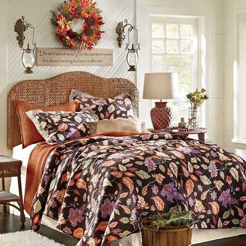 Mother Nature s color palette for fall is filled with warm earthy tones  that look beautiful year. 32 best Room Gallery  Fall Bedroom images on Pinterest   Fall