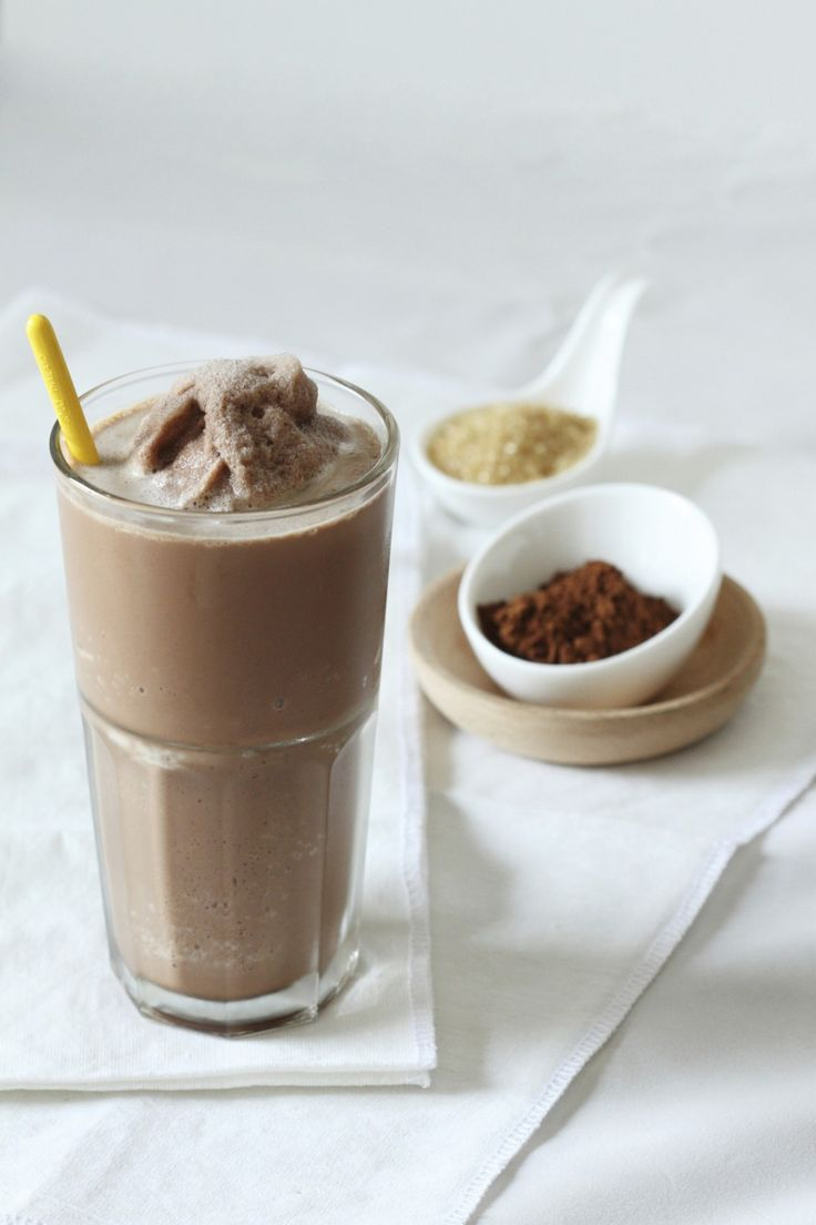 Frozen Hot Chocolate by Equal Exchange