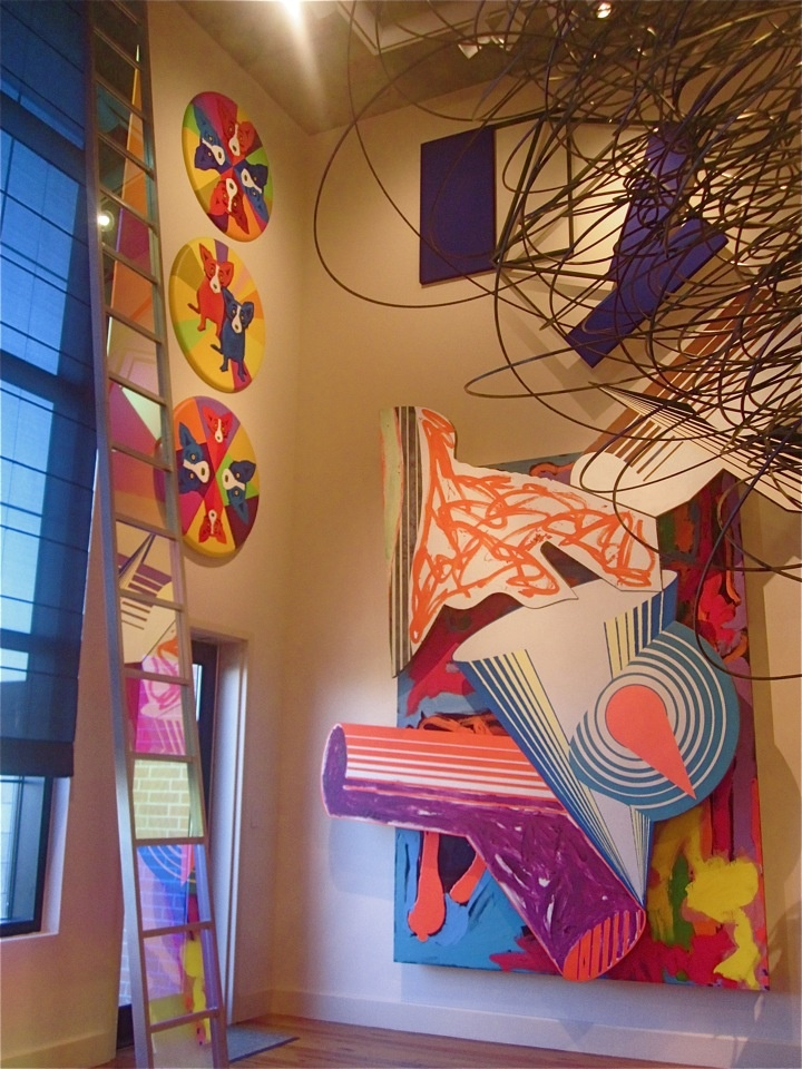 Frank Stella-Frank Stella (born May 12, 1936) is an American painter and printmaker, noted for his work in the areas of minimalism and post-painterly abstraction.