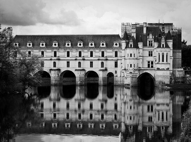 Château de Chenonceau by *S A N D E E P*, via Flickr
