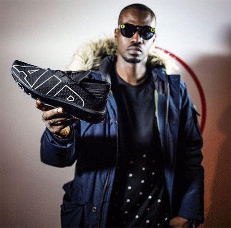 Nike Air Max Flair Men Black - $63.95 | nikeonlinestore | Scoop.it