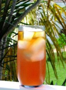 Tasty Rum Runner recipe image under Rum Drinks for the Florida Keys Guide