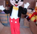 New Mickey Mouse Mascot Costume Adult Size