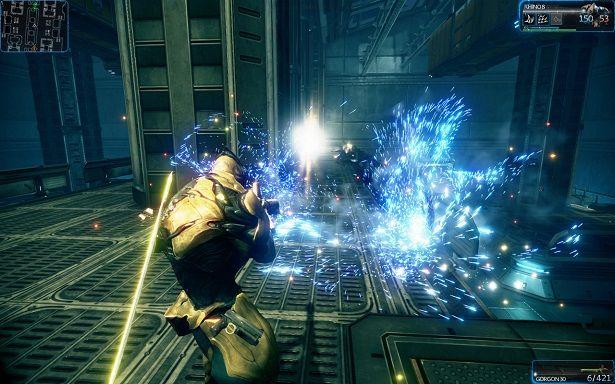 Warframe to kawał świetnej darmowej strzelanki, przeznaczonej dla graczy lubujących się w grach Free to Play. Przypomina bardzo tryb kooperacji z Mass Effect III...