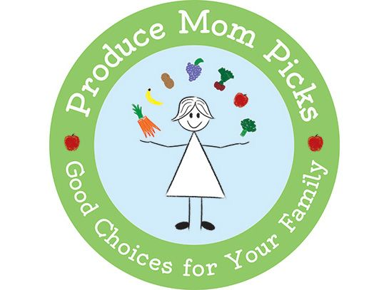The Produce Mom Picks - Good Choices for Your Family    My retail line is available NOW & coming soon to a grocery store near you!