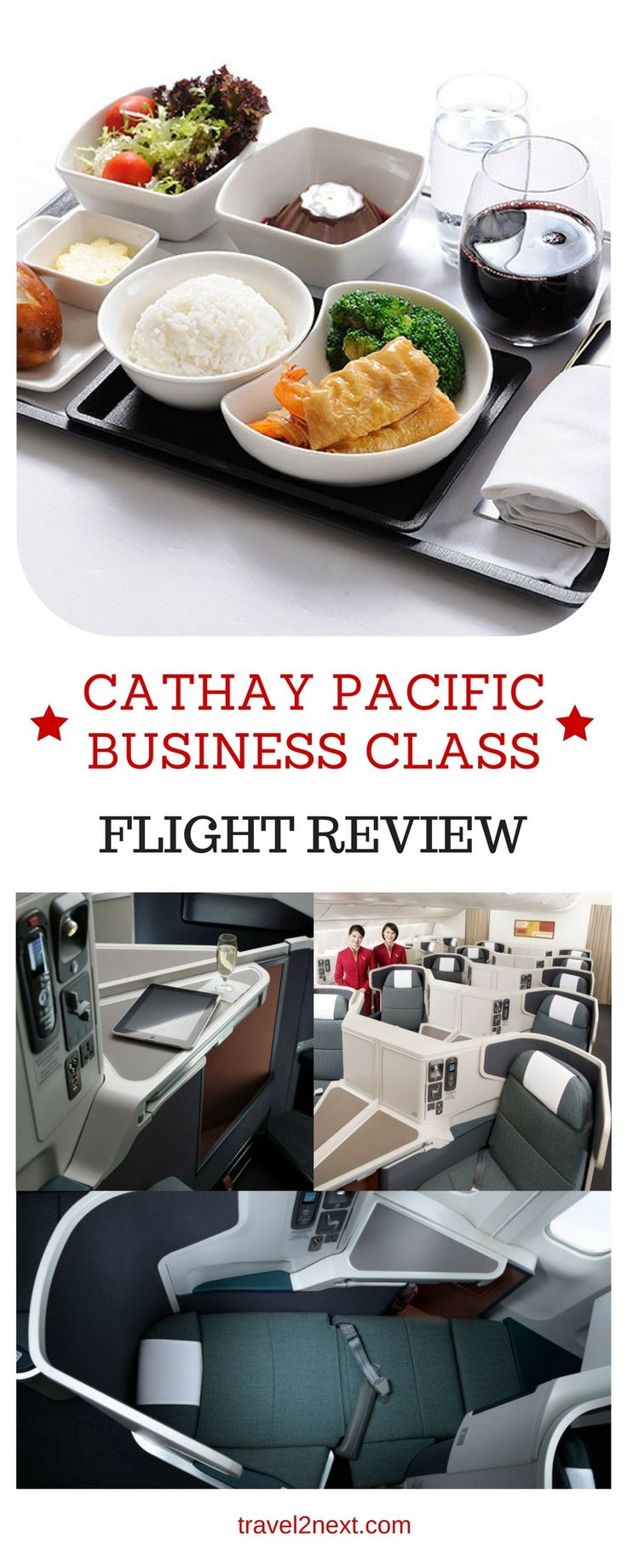 Cathay Pacific Business Class | Flight Review. I wasn't looking forward to my flight from Hong Kong to Brisbane