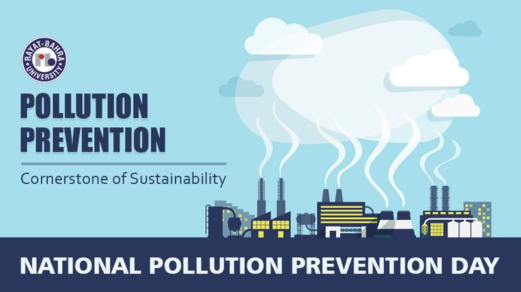#NationalPollutionPreventionDay Today on the occasion of  National #PollutionPrevention Day, let's join hands to make the #Earth a better place to live in. Do your bit...!!!  #RayatBahraUniversity #RBU #RayatBahra