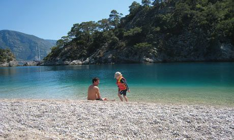 A toddler-friendly adventure in Turkey with Explore.