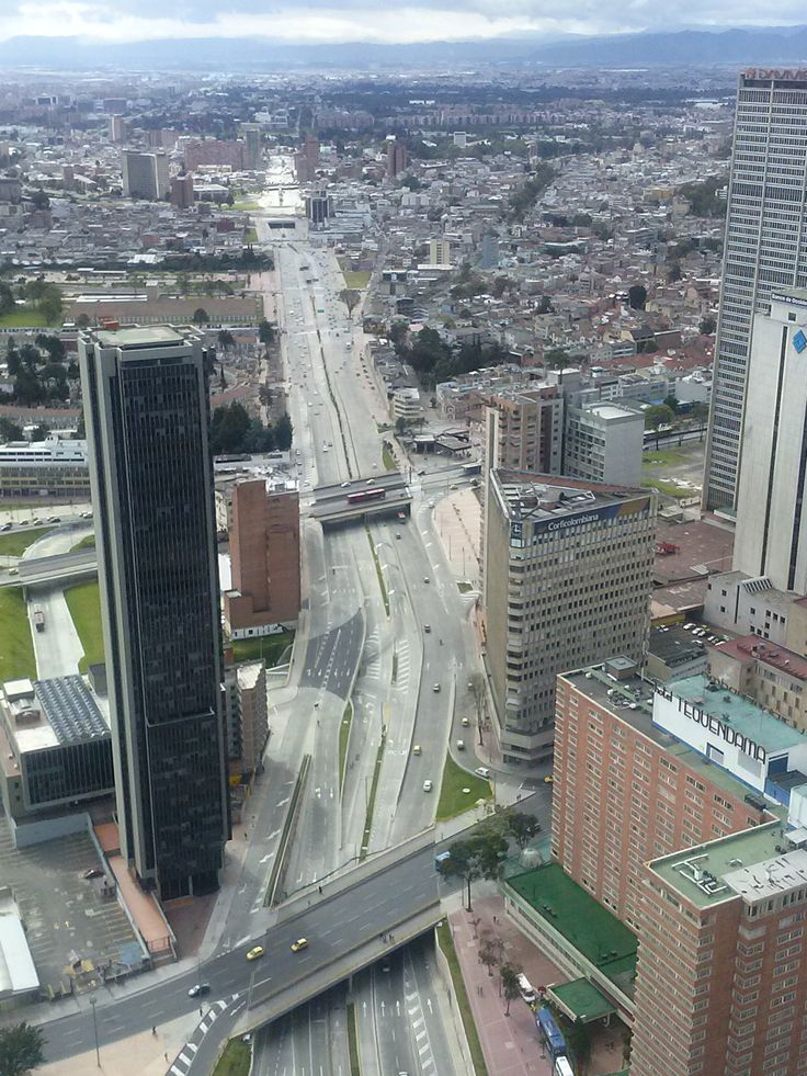 Calle 26 centro internacional
