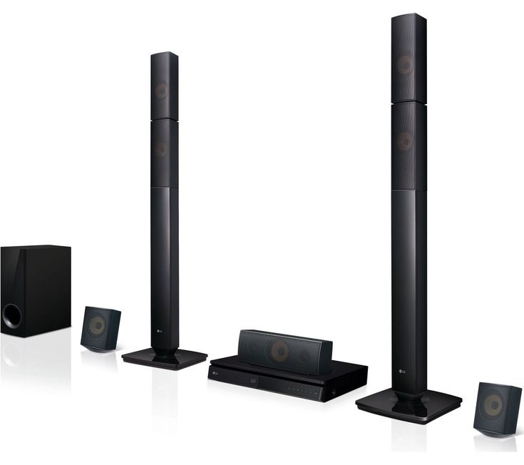 Buy LG LHB645N 5.1 3D Blu-ray & DVD Home Cinema System Price: £329.00 Top features:- Enjoy a cinema-style experience with your Blu-rays and DVDs- 5.1 channel sound immerses you in your entertainment- Essential smart apps let you enjoy catch-up and other features- Enabled for wireless connection to compatible LG TVsEnjoy a cinema-style experiencePlay your Blu-rays and DVDs in style with the LG...