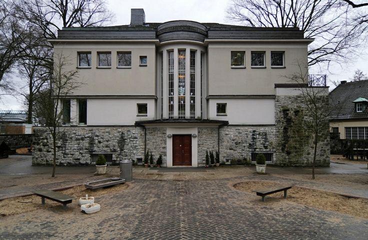 Peter behrens hagen villa cuno3 peter behrens 1868 for Behrens house