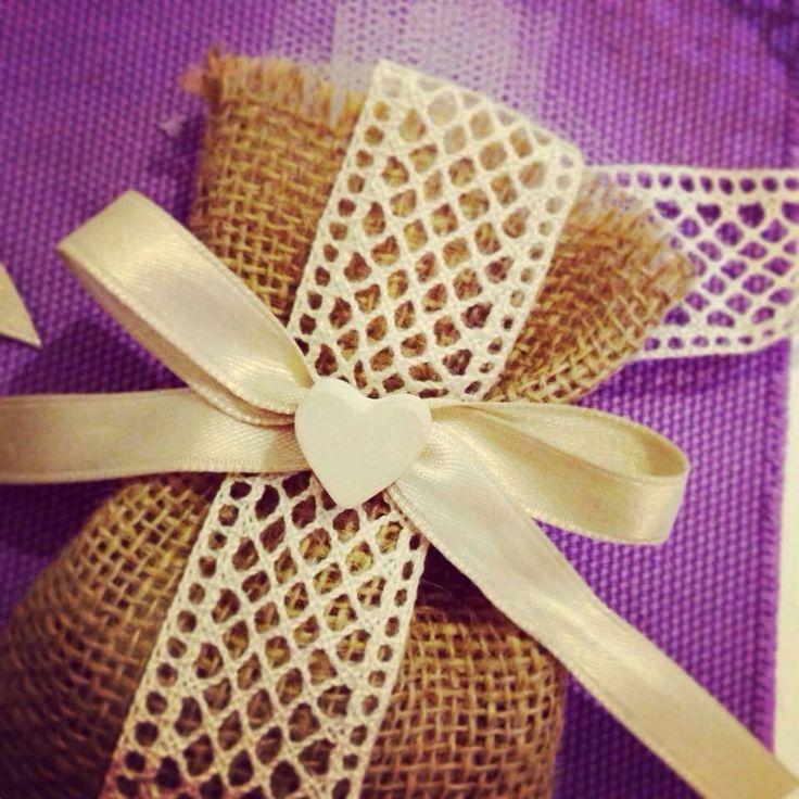 Amato 75 best Sacchetti per bomboniere images on Pinterest | Confetti  HR67
