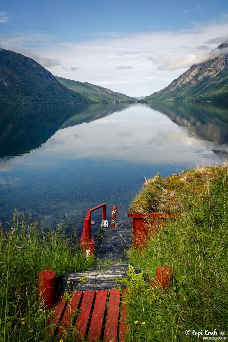 Storvatnet, Råna, Norway. © Popi Kmb