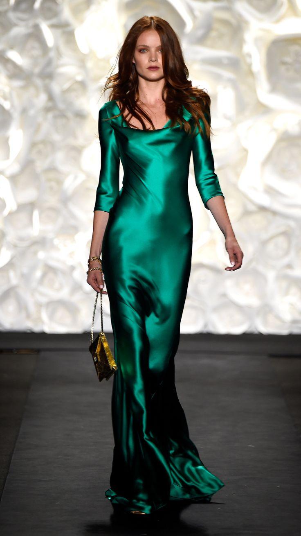 Prettiest dresses of NYFW: Naeem Khan Spring/Summer 2015 via @stylelist | http://aol.it/1BKzrAH